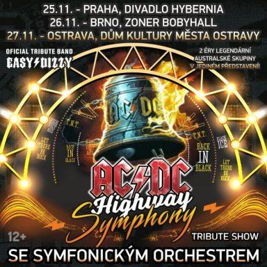AC/DC Tribute Show se symfonickým orchestrem