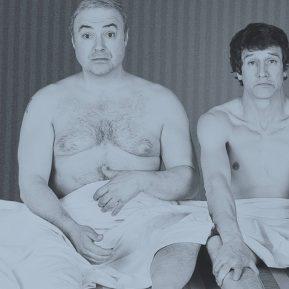 Dva nahatý chlapi