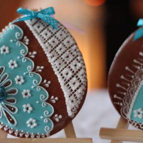 Velikonoční zdobení perníčů v DKMO